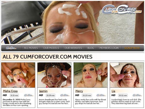 Cum For Cover - Siterip (1080p) Cover