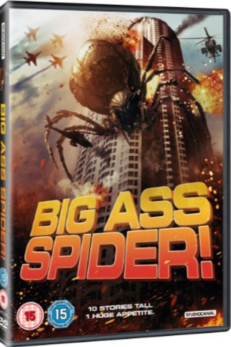 Big Ass Spider (2014-2016) DVD5 Copia 1-1 ITA-LSD