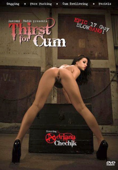 Thirst for Cum  Cover