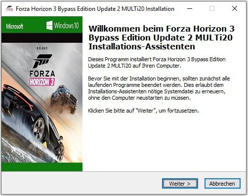 Forza.Horizon.3.Bypass.Edition.Update.2.MULTi20-x.X.RIDDICK.X.x