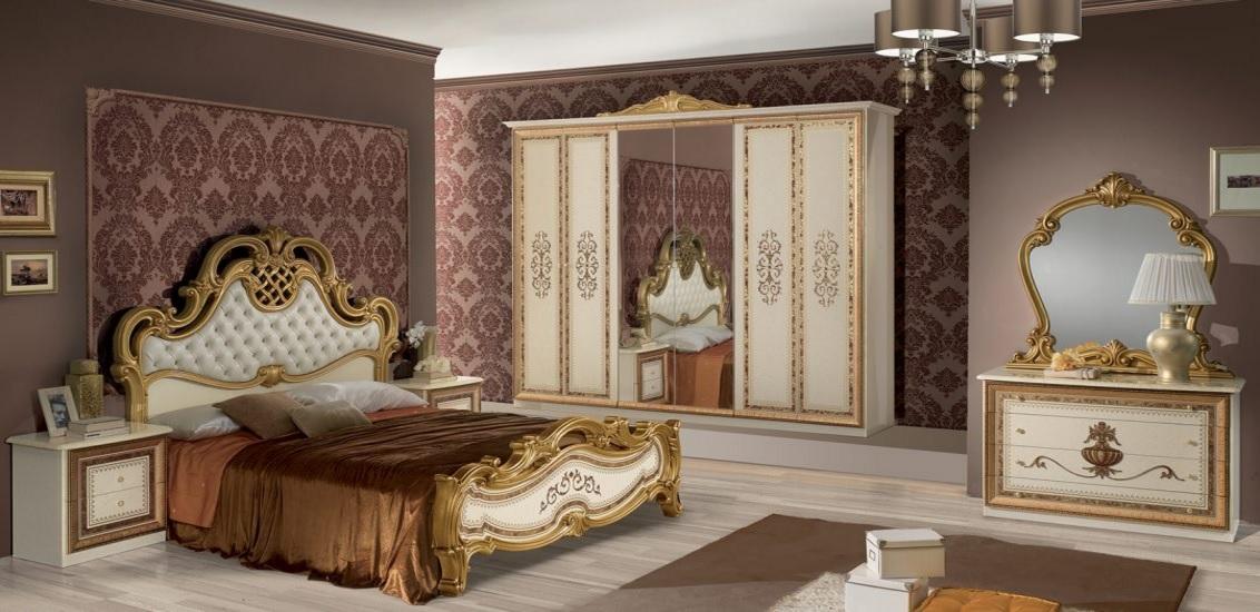 Schlafzimmer Weiß Gold – brocoli.co