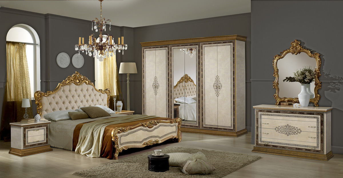 italienische schlafzimmer - temiz möbel, italienische möbel