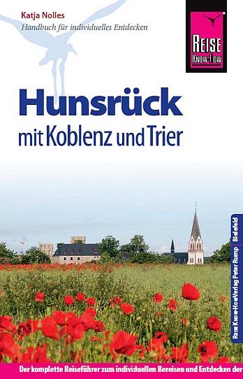 Cover: Reisehandbuch - Hunsrück mit Koblenz und Trier
