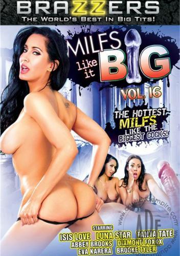 MILFS Like It Big 16 Cover