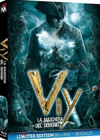 Viy - La Maschera Del Demonio (2014-2016] Bluray FULL Copia 1-1 AVC 1080p DTS HD MA ENG DTS ITA SUBS-LSD