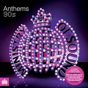 VA - Ministry of Sound - Anthems 90s