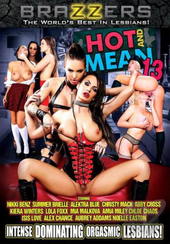 Hot And Mean 13 Cover