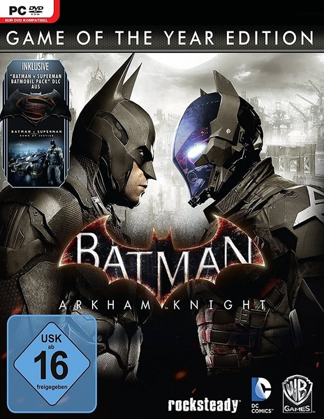 Batman Arkham Knight Game of the Year Edition MULTi2 – x.X.RIDDICK.X.x