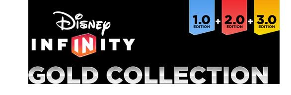 Disney Infinity - Gold Collection 1.0|2.0|3.0 через торрент