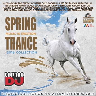Spring Trance: Music Is Emotion (2016)