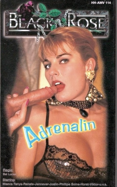 Adrenalin XXX (1996) Deutsch Cover