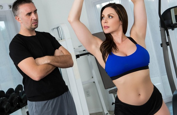 Kendra Lust - Personal Trainers, Session 1 12.12.2016