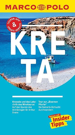 Cover: Marco Polo - Reiseführer - Kreta