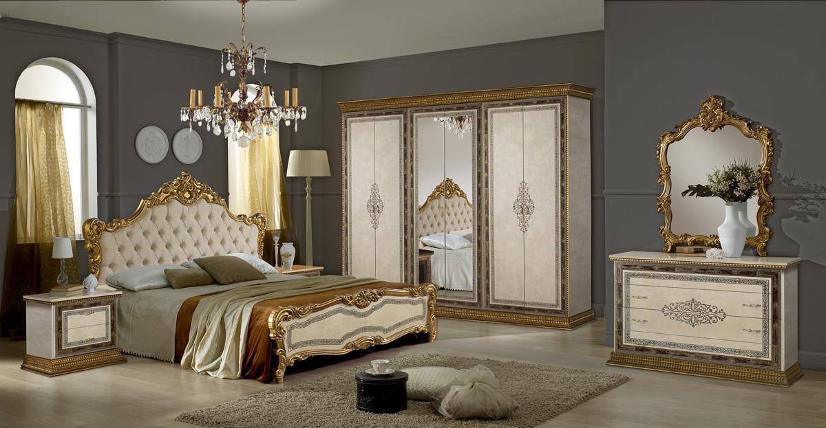 Temiz Möbel italienische schlafzimmer klassisch – zuhause image idee