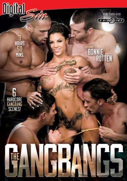 The Gangbangs Cover