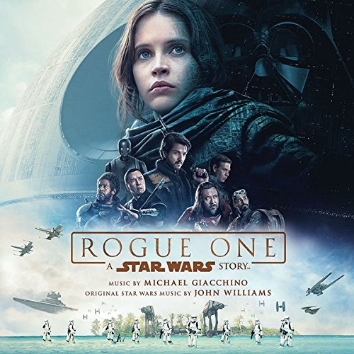 Michael Giacchino - Rogue One: A Star Wars Story (OST) (2016)