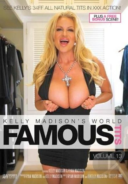 World Famous Tits 13 Cover