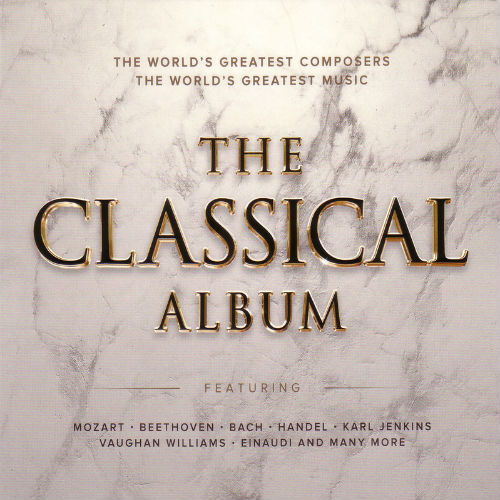 The Classical Album (2CD, 2016)