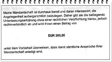 Abmahnung Waldorf Frommer Seite 190 Filesharingdiskussion Nach