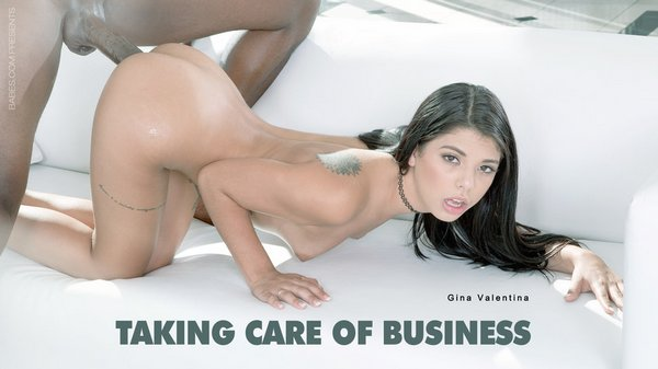 Gina Valentina - Taking Care Of Business 20.12.2016