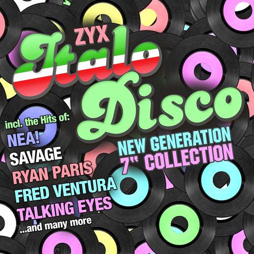 ZYX Italo Disco New Generation: 7 Collection (2016)