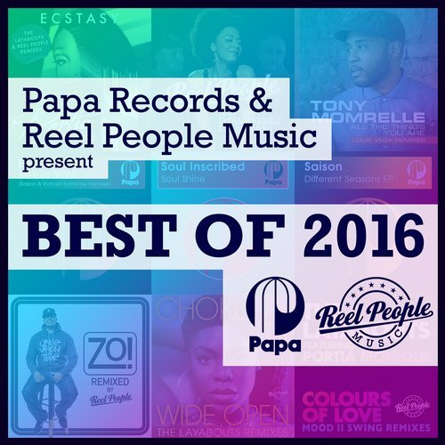 Papa Records And Reel People Music Present Best Of 2016