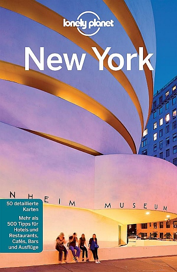 Reisehandbuch - Lonely Planet - New York