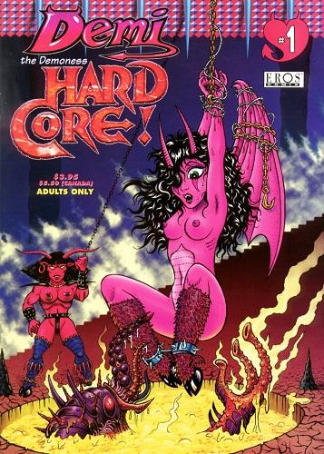 Demi the Demoness Hardcore 1-2