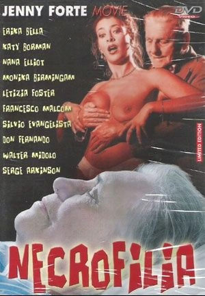 Necrofilia (1998) Cover