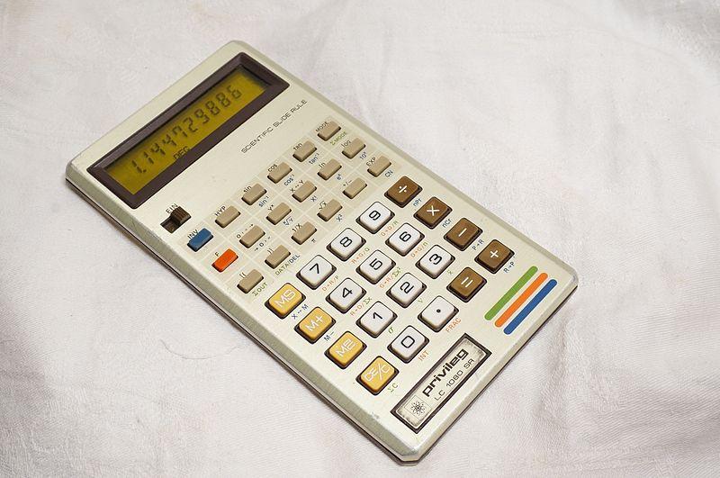 privileg lc 1080 sr scientific slide rule taschenrechner vintage calculator 1980 ebay. Black Bedroom Furniture Sets. Home Design Ideas