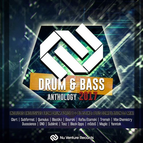 Drum And Bass Anthology 2017 (2016)
