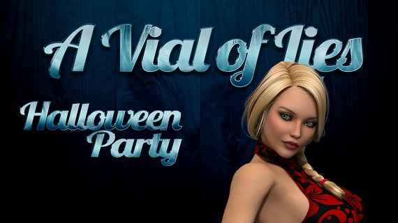 Tetsu - A Vial of Lies - Vol.2 - Halloween Party