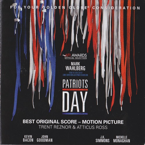 Atticus Ross & Trent Reznor - Patriots Day (2017)