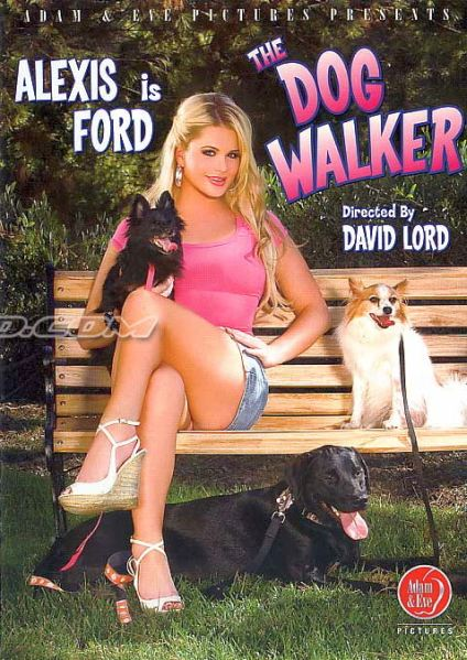 The Dog Walker Cover