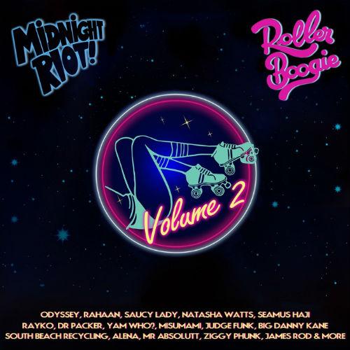 Roller Boogie Vol.2 (2016)