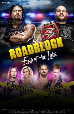 Wwe Roadblock End of the Line 2016 Kickoff+Ppv German Web 720p-Greater