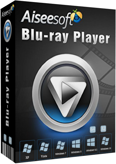 Aiseesoft Blu-ray Player v6.6.22 + Portable