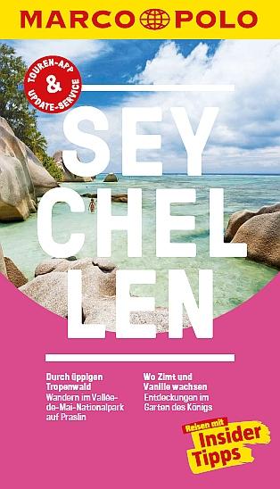 Cover: Marco Polo - Reiseführer - Seychellen
