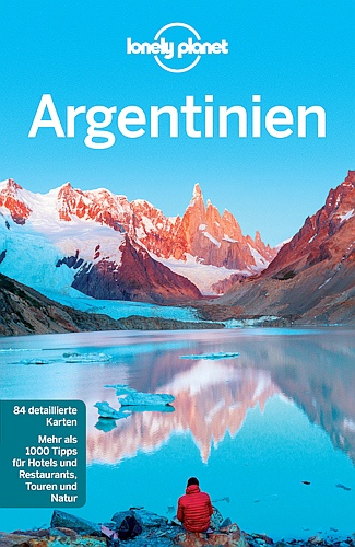 Cover: Reisehandbuch - Lonely Planet - Argentinien