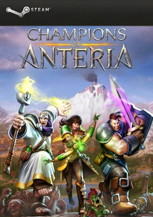 Champions of Anteria MULTi6 – PLAZA