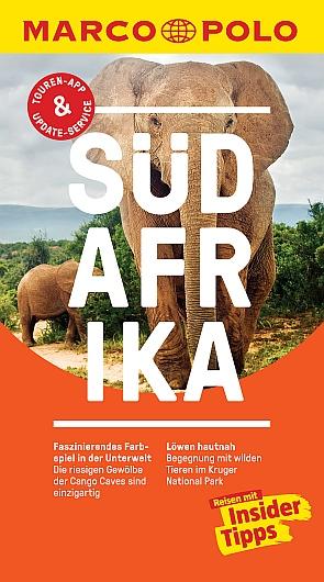 Cover: Marco Polo - Reiseführer - Südafrika