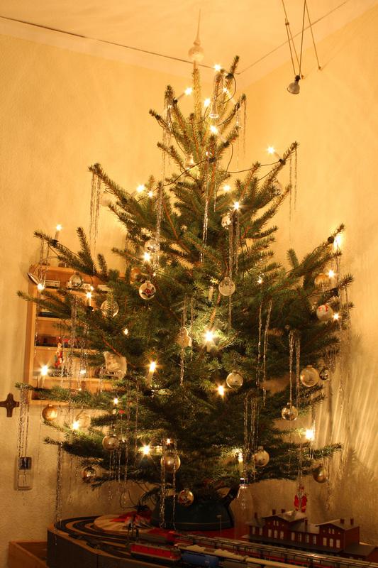 Fotothread Weihnachtsbaum Weihnachtsdeko Thema Anzeigen Das