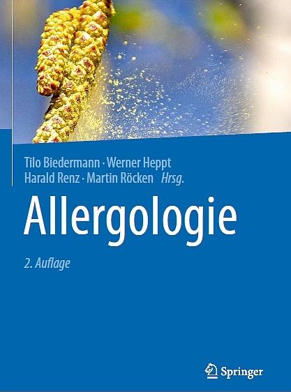 Cover: Allergologie