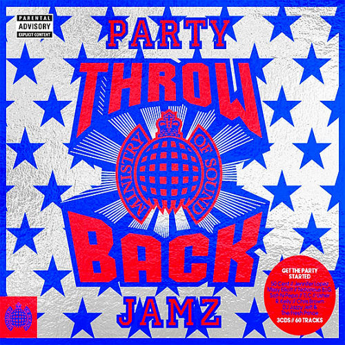 Ministry Of Sound: Throwback Party Jamz (2016)