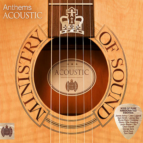 Ministry Of Sound: Anthems Acoustic (3CD, 2016)