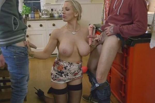 Rebecca More - Mistress Rebecca More prefers anal sex