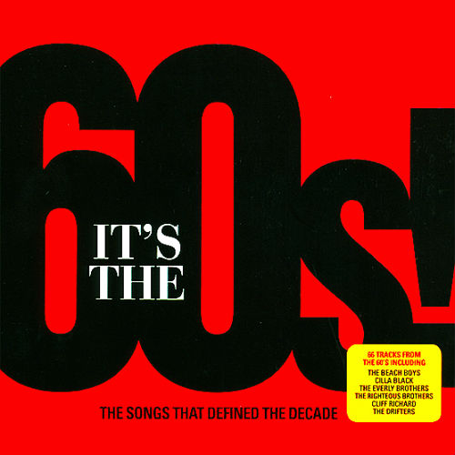 Its The 60s (3CD, 2016)