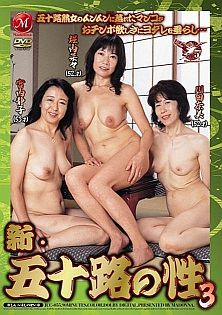 Japanese Granny #14 (censored) Cover