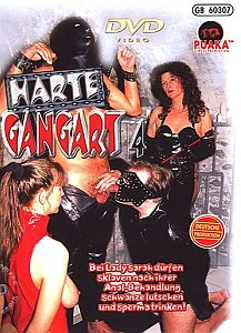 Harte Gangart #4 Cover