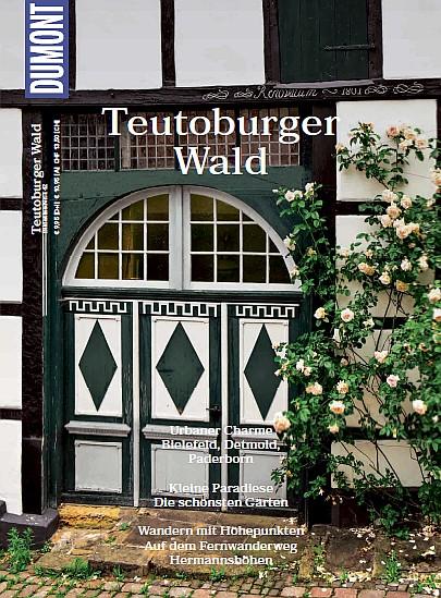 Cover: Dumont - Bildatlas - Teutoburger Wald